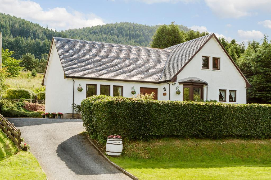 Tighsith, Faskally, Pitlochry, Perthshire, PH16 5LA, UK